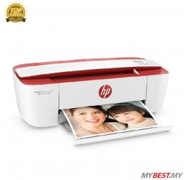 HP DESKJET INK ADVANTAGE 3777 ALL-IN-ONE PRINTER(CARDINAL RED)