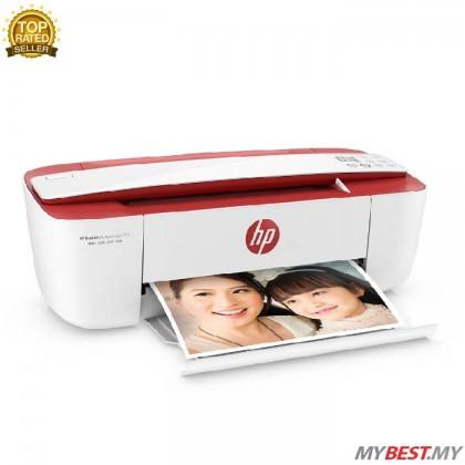 HP DESKJET INK ADVANTAGE 3777 ALL-IN-ONE PRINTER(CARDINAL RED)