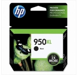 HP 950XL Black Ink Cartridge High Yield (CN045AA)