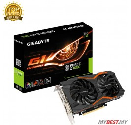 Gigabyte NVIDIA Geforce GTX1050 G1 Gaming 2GB DDR5 Graphic Card