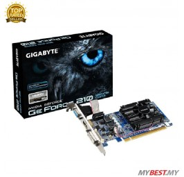 Gigabyte Nvidia Geforce 210 1GB DDR3 Graphics Cards