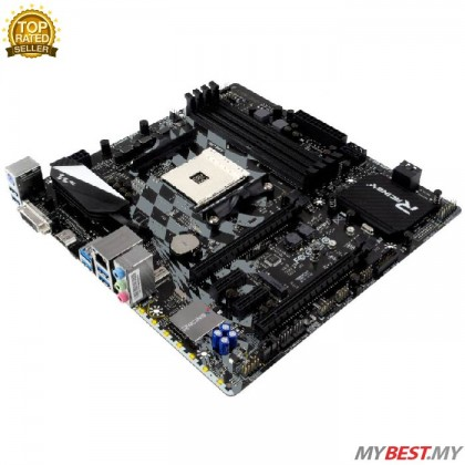 BIOSTAR B350GT3 AM4 AMD B350 SATA 6Gb/s Motherboards - AMD