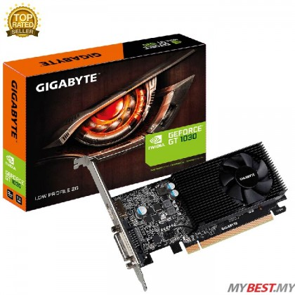 Gigabyte NVIDIA Geforce GT1030 Low Profile 2GB DDR5 Graphic Card