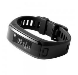 Garmin Vivosmart™ HR Black Regular Smart Activity Tracker with Wrist-based Heart Rate