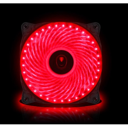 AVF GAMING FREAK 33 X LED PC FAN (ARGUS33) - RED