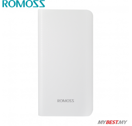 ROMOSS Sense 10 10000mAh Power Bank (White)