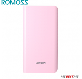 ROMOSS Sense 10 10000mAh Power Bank (Pink)