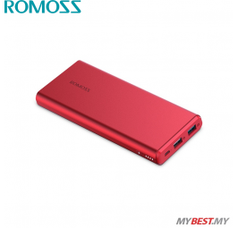 ROMOSS GT Pro 10000mAh Power Bank (Ferrari Red)