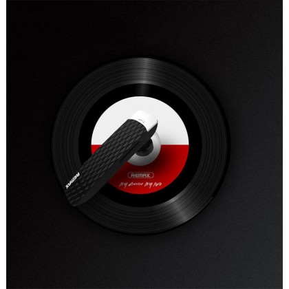 REMAX HD Voice Bluetooth Headset RB-T9 (Black)