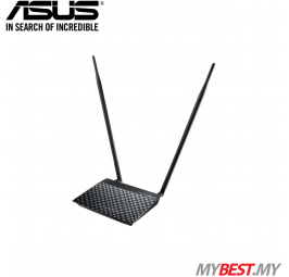 ASUS DSL-N12HP High Power N300 ADSL Wireless Modem Router