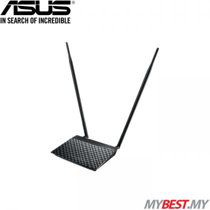 ASUS DSL-N12HP High Power N300 ADSL Wireless Modem Router
