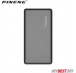 PINENG PN-958 10000mAh Lithium Polymer Power Bank (Black)