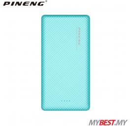PINENG PN-958 10000mAh Lithium Polymer Power Bank (Blue)