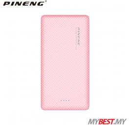 PINENG PN-958 10000mAh Lithium Polymer Power Bank (Pink)