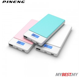 PINENG PN-993 10000mAh Quick Charge 3.0 Type C Polymer Power Bank