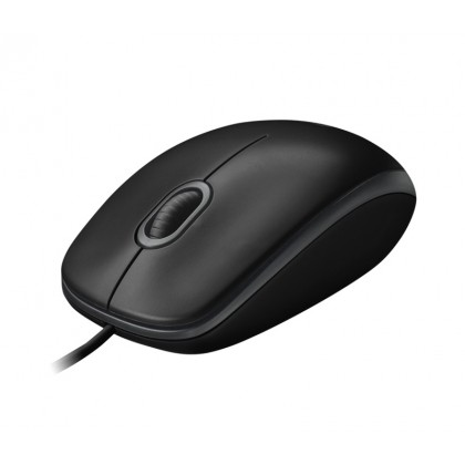Logitech B100 Optical Wired USB Mouse
