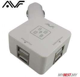 AVF ACHR16 USB Car Charger