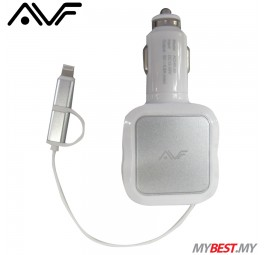 AVF ACHR20 USB Car Charger