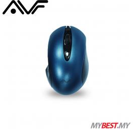 AVF AM170G 2.4GHz Wireless Optical Mouse (Blue)