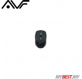 AVF AM115G 2.4GHz Wireless Optical Mouse (Black)