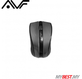 AVF AM150G 2.4GHz Wireless Optical Mouse (Grey)
