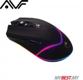 AVF GFM-RR3S SEEKER Radiant RGB Gaming Mouse