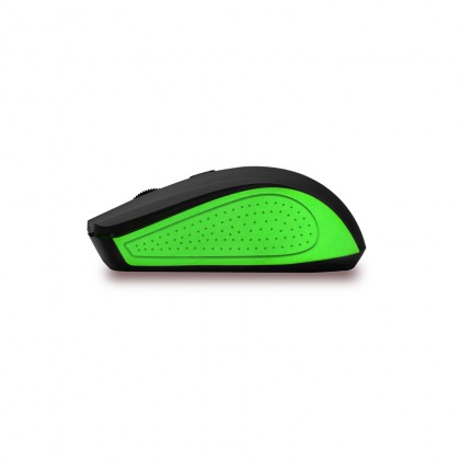 AVF GEOM3 AM-5G 2.4G Wireless Mouse (Green)