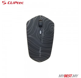 CLiPtec GEOPOLY RZS610 1600dpi Illuminated Rechargeable Wireless Mouse 2.4Ghz