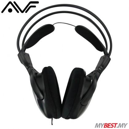 AVF HM900M Stereo Headphone (Black)