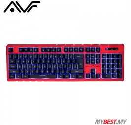 AVF GK1V Advanced Membrane Gaming Keyboard
