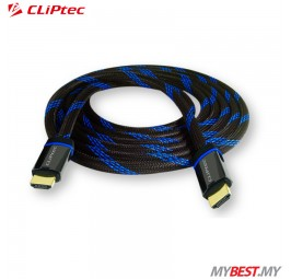 CLiPtec OCD551 High Speed HDMI Cable with Ethernet 3.0 m