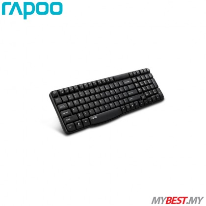 Rapoo E1050 Wireless Keyboard