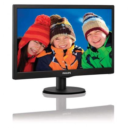 "PHILIPS 193V5LHSB2/69 18.5"" LCD Monitor"