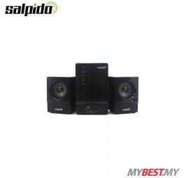 Salpido Caproni 5U Dynamic Modern Sound System Multimedia Speaker