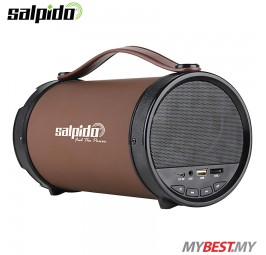 Salpido Grand Luxuru Barrel Speaker