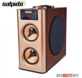 Salpido AIO 2 Classic Multimedia Speaker 2.1