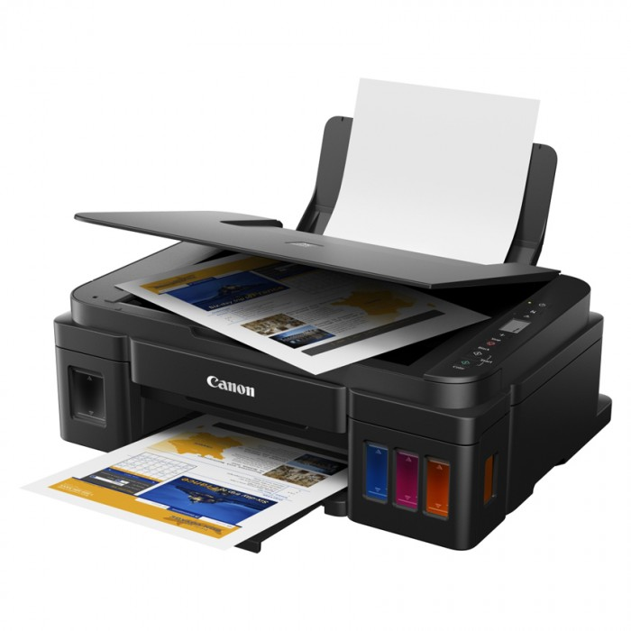 Canon Pixma G2010 Refillable Ink Tank All In One Printer