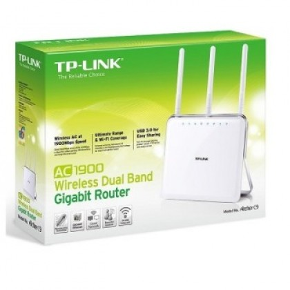 TP-LINK AC1900 Wireless Dual Band UNIFI / Maxis Fiber / Time