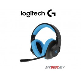 Logitech G233 Prodigy Wired Gaming Headset (981-000705)