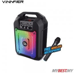 VINNFIER FlipGear Tango 202 WM Portable Bluetooth Speaker