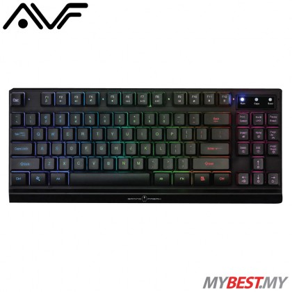 AVF GamingFreak GF-SHK87 Membrane Gaming Keyboard