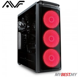 AVF GamingFreak The Druid Max Gaming Chassis