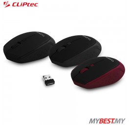 CLiPtec RZS857 INNOVIF 1600dpi 2.4GHz Wireless Optical Mouse