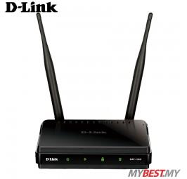 D-Link DAP-1360 N300 Wireless Access Point / Range Extender