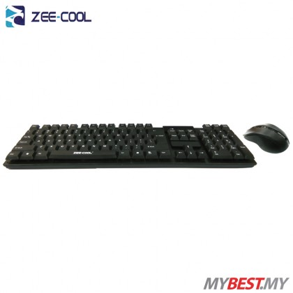 ZEE-COOL ZC-WKM8 Wireless Keyboard Mouse Suit