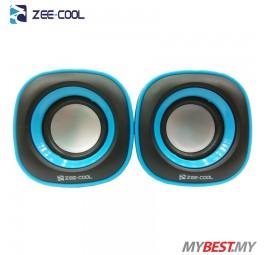 ZEE-COOL ZC18 USB Multimedia Speaker USB 2.0