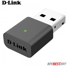 D-Link DWA-131 N300 Wireless Nano USB Adapter