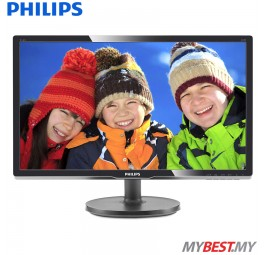 "PHILIPS 216V6LHSB2/69 20.7"" LCD Monitor"