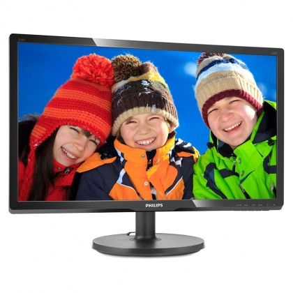 "PHILIPS 216V6LHSB2/69 20.7"" LCD Monitor"