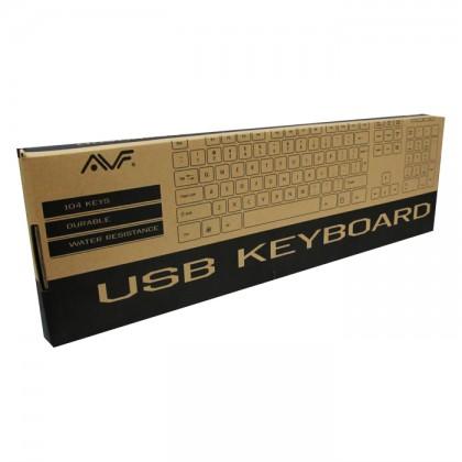 AVF AK1018U USB Keyboard